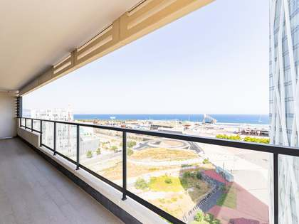 151 m² apartment with 44 m² terrace for sale in Diagonal Mar