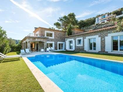 Villa en venta cerca de Sa Riera y Aiguafreda, Costa Brava