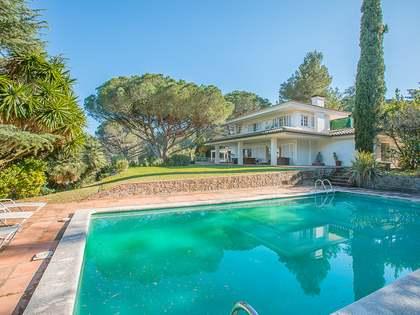 Villa de 5 dormitorios en venta en Santa Cristina d'Aro