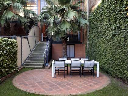 Luxury house for sale in Barcelona city's Zona Alta