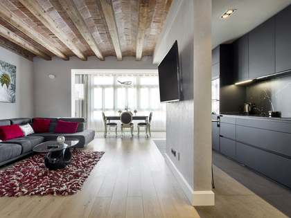 107m² Apartment for rent in Eixample Left, Barcelona