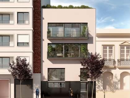 квартира 109m², 120m² террасa на продажу в Сан Жерваси