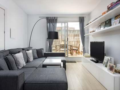 Appartement van 86m² te huur met 13m² terras in Sant Gervasi - Galvany