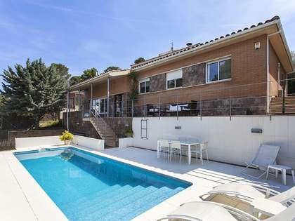 House for rent in La Floresta, near Barcelona City