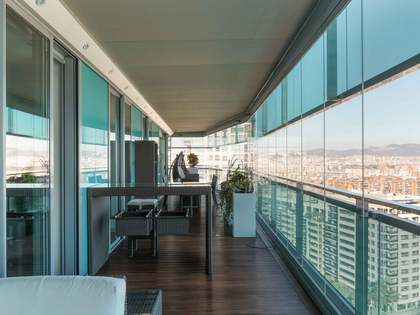 Piso de 110 m² en alquiler en Diagonal Mar, Barcelona