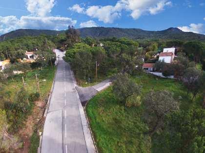 Perceel van 1,661m² te koop in Platja d'Aro, Costa Brava