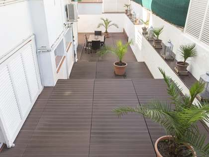 71m² Apartment with 80m² garden for sale in Vinyet
