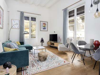 122m² Apartment for rent in Gótico, Barcelona