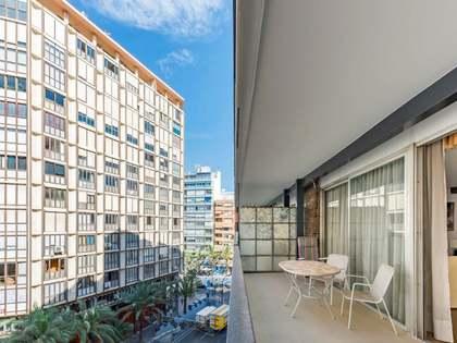 Piso de 170m² con 20m² terraza en venta en Alicante ciudad