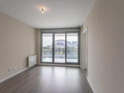 90m² Apartment with 12m² terrace for rent in Ciudad de las Ciencias