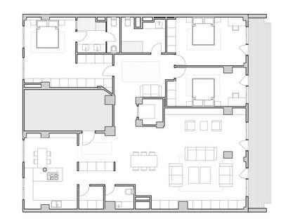 Piso de 244 m² en venta en El Pla del Remei, Valencia