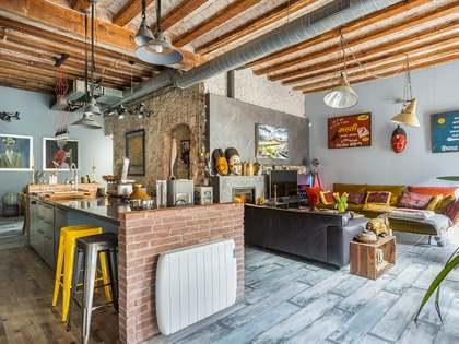 203m² Wohnung mit 73m² terrasse zum Verkauf in Gótico