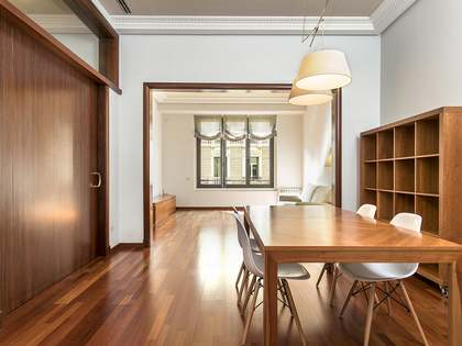 Apartment for rent in Barcelona's Eixample district