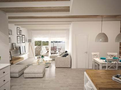 Piso de 101m² con 50m² terraza en venta en Maó, Menorca
