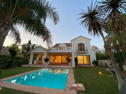 Casa / Vil·la de 450m² en venda a San Pedro de Alcántara / Guadalmina