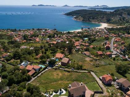 Terrain à bâtir de 2,195m² a vendre à Pontevedra, Galicia