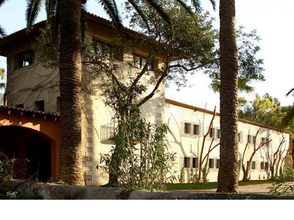 Landhaus mit grossem Grundstück zum Verkauf in Esporles, Mallorca.