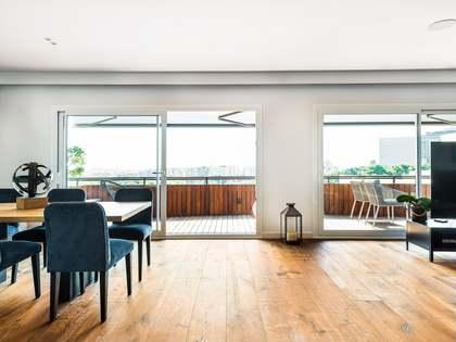 Piso de 190m² con 28m² terraza en alquiler en Pedralbes