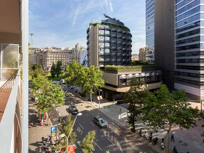 173m² Apartment with 22m² terrace for sale in Eixample Left