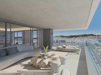 209m² Lägenhet med 81m² terrass till salu i Centro / Malagueta