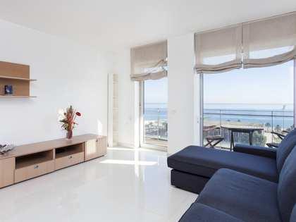 Excelente dúplex con vistas al mar en alquiler, Diagonal Mar