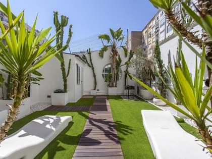 Appartement van 101m² te huur met 90m² terras in Gran Vía