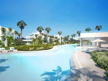 122m² apartment with 77m² terrace for sale in West Marbella