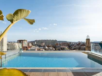 Appartamento di 84m² con 6m² terrazza in vendita a Turó Park