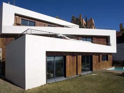 Designer villa for sale with sea views in Ciudad Diagonal