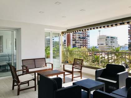 177m² Apartment with 30m² terrace for sale in Playa San Juan