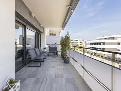 120m² Apartment with 19m² terrace for sale in Sitges Town