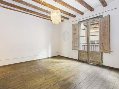 106m² apartment for sale in the Gothic Quarter, Barcelona