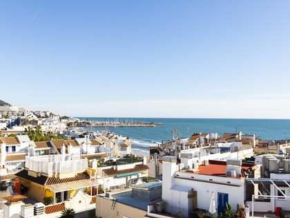 Piso de 150m² con terraza de 50m² en venta en Sitges