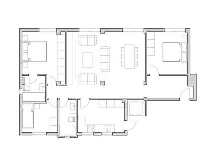 107m² Apartment for sale in El Pla del Remei, Valencia