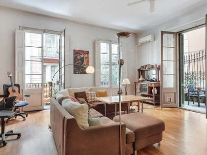 157 m² apartment with a terrace for sale in the Gothic area
