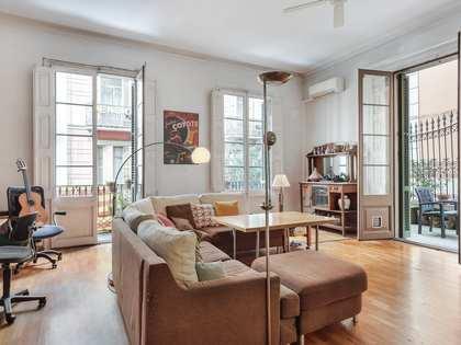 Piso de 157 m² con terraza en venta en el Gòtic