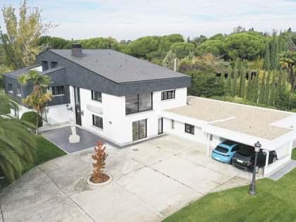 1,310m² House / Villa for sale in Pozuelo, Madrid
