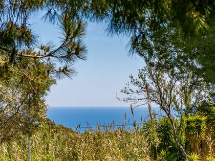 2,006 m² plot for sale in Cabrera de Mar, Maresme