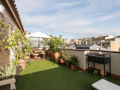 Àtic de 152m² en venda a El Putxet, Barcelona