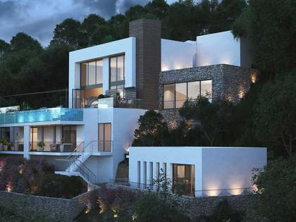 Villa de 1.803m² con jardín grande en venta en Santa Eulalia