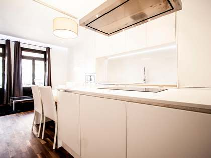 Modern apartment for sale in Valencia's Eixample district