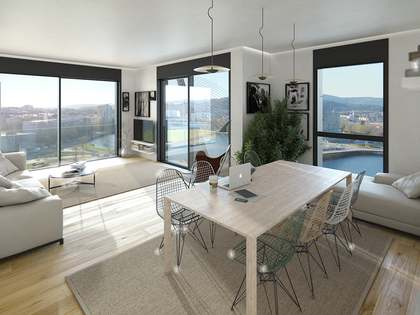 120 m² penthouse with 16 m² terrace for sale in Pontevedra