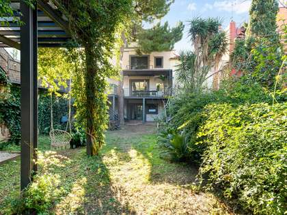 196m² House / Villa with 232m² garden for sale in Sant Gervasi - La Bonanova
