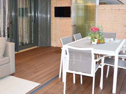 134 m² apartment with 10 m² terrace for sale in Patacona