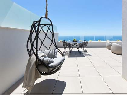 106m² Apartment with 49m² terrace for sale in Jávea
