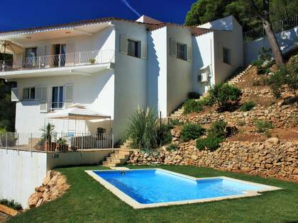 在 Sa Riera / Sa Tuna, 布拉瓦海岸 174m² 出售 豪宅/别墅