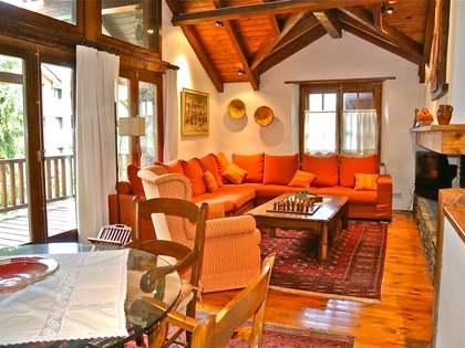 Impressive, rustic villa for sale in Tarter, Canillo