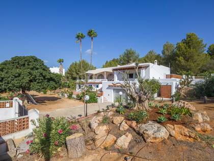 Preciosa casa de 6 dormitorios en venta en Santa Eulalia