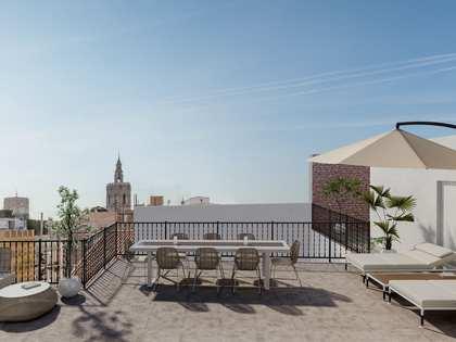 199m² Apartment with 75m² terrace for sale in La Seu