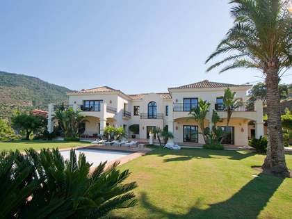 Villa for sale in La Zagaleta, Benahavís